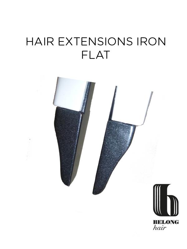 hair-extension-iron-flat