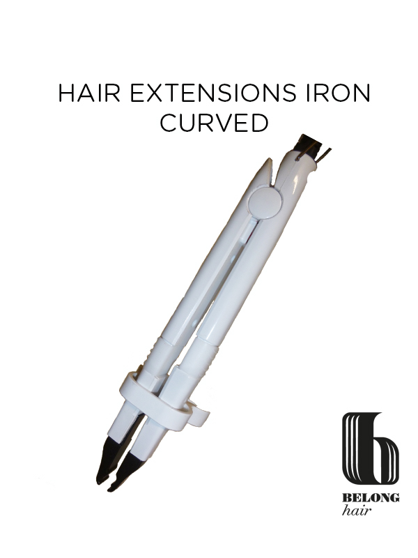 hair-extension-iron-curved