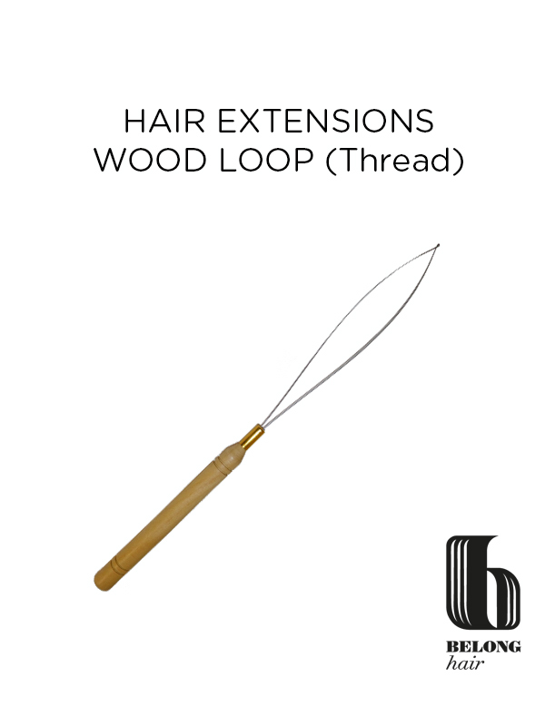 hair-extension-wood-loop